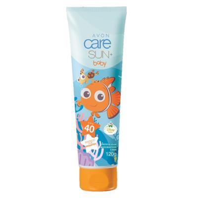 Imagem 1 do produto Protetor Solar Avon Care Sun+ Baby Nemo FPS 40 -