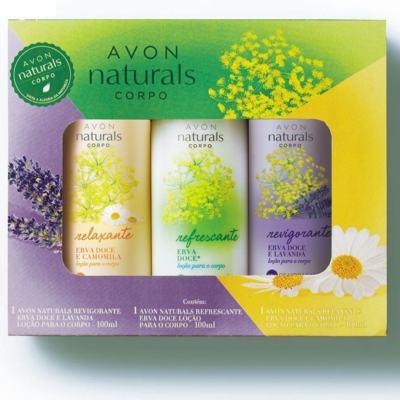 Imagem 1 do produto Estojo para Presente Naturals Mix