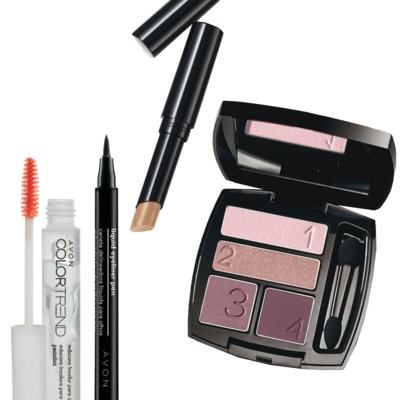 Imagem 1 do produto Kit Maquiagem De Óculos