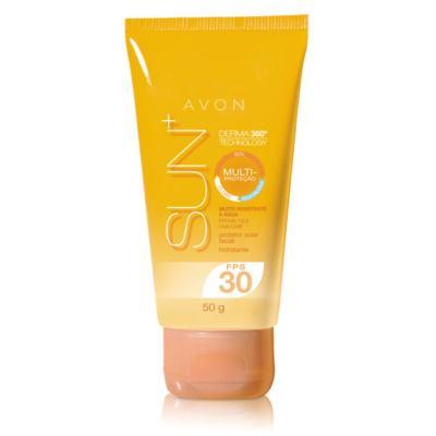 Imagem 1 do produto Avon Sun + 360 Protetor Solar Facial FPS30