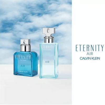 Imagem 4 do produto Eternity Air Men Calvin Klein Perfume Masculino - Eau de Toilette - 50ml