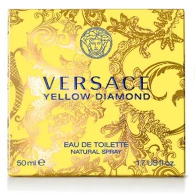 Imagem 2 do produto Perfume Versace Yellow Diamond Eau de Toilette Feminino