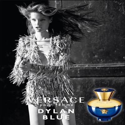 Imagem 5 do produto Dylan Blue Pour Femme Versace - Perfume Feminino Eau de Parfum - 50ml