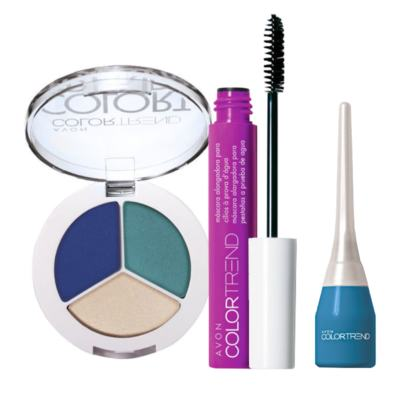 Imagem 1 do produto Kit Color Trend Olhos