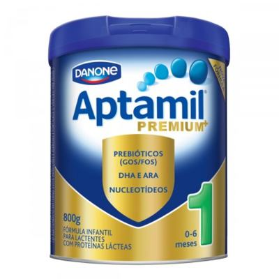 Kit Aptamil 1 800g 6 unidades