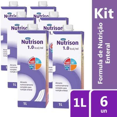 Imagem 2 do produto Kit Nutrison 1.0 1L 6 unidades
