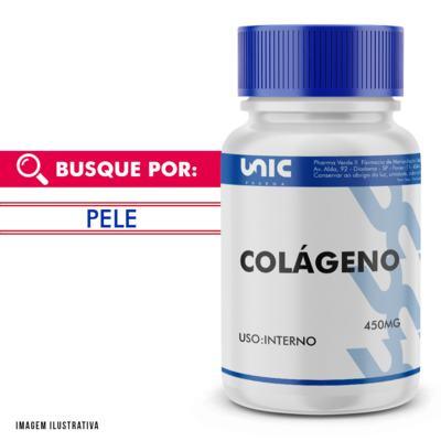 Imagem 1 do produto Colágeno 450mg - 90 Cápsulas