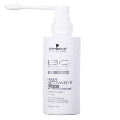 Imagem 1 do produto Schwarzkopf BC Bonacure Hair Activator Tonico Spray Antiqueda