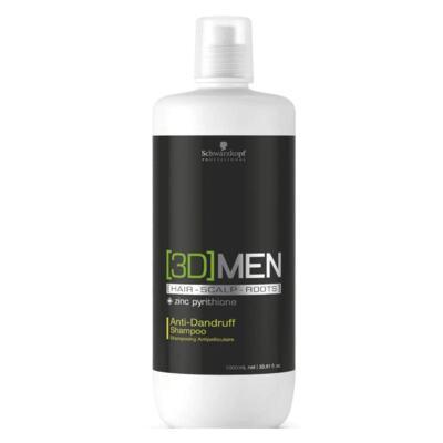 Imagem 1 do produto Schwarzkopf 3D Mension Anti Dandruff Shampoo