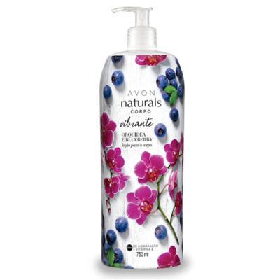 Naturals Orquídea e Blueberry Loção para o Corpo 750ml