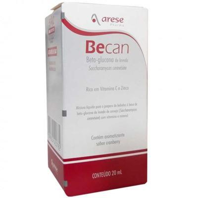 Imagem 1 do produto Becan Gotas 20ml