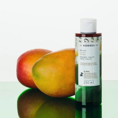 Imagem 4 do produto Manga Korres - Sabonete Líquido - 250ml