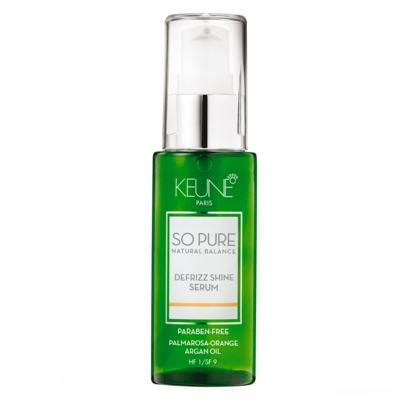 Imagem 2 do produto Keune So Pure Defrizz Shine - Sérum Anti Frizz - 50ml