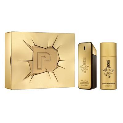 Paco Rabanne 1 Million Kit - Perfume EDT + Desodorante - Kit