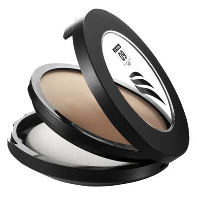 Pó Facial Cremoso Pink Cheeks - Cream Powder Sport Make Up - Bege Médio