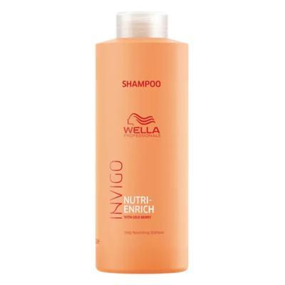 Imagem 2 do produto Wella Professionals Invigo Nutri-Enrich Kit - Shampoo + Condicionador + Sérum Reparador - Kit