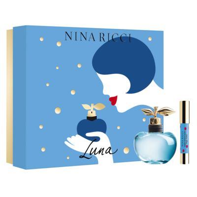 Nina Ricci Luna Kit - Perfume  EDT + Batom - Kit