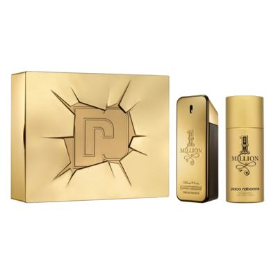 Imagem 1 do produto Paco Rabanne 1 Million Kit - Perfume EDT + Desodorante - Kit