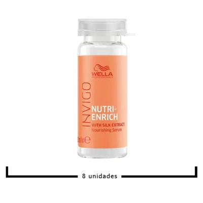 Imagem 3 do produto Wella Professionals Invigo Nutri-Enrich Kit - Shampoo + Máscara + Sérum Reparador - Kit