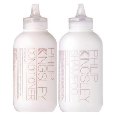 Imagem 1 do produto Kit Pure Silver Philip Kingsley - Shampoo + Condicionador - Kit