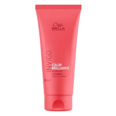 Imagem 3 do produto Kit Invigo Color Brilliance Wella - Shampoo + Condicionador + Leave-in - Kit
