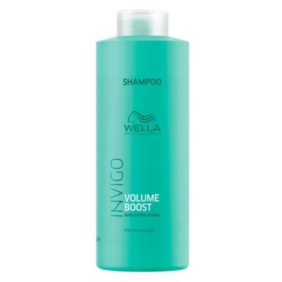 Imagem 2 do produto Wella Professionals Volume Booster Kit - Shampoo + Máscara + Sérum - Kit
