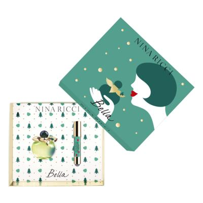 Imagem 2 do produto Nina Ricci Bella Kit - Perfume EDT + Batom - Kit