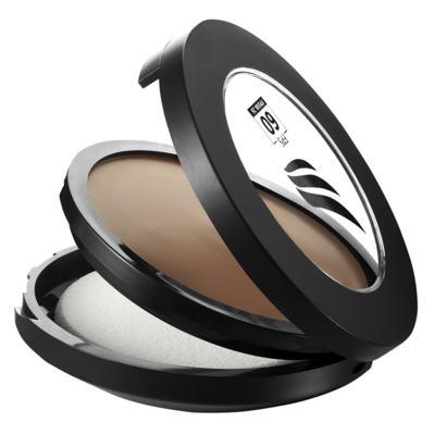 Imagem 1 do produto Pó Facial Cremoso Pink Cheeks - Cream Powder Sport Make Up - Caramelo