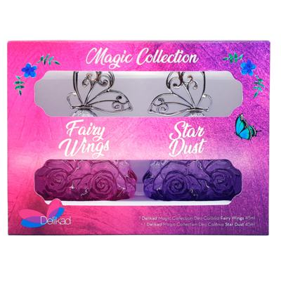 Imagem 1 do produto Delikad Magic Colletion Kit - Fairy Wing + Star Dust - Kit