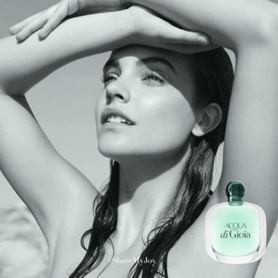 Imagem 4 do produto Perfume Giorgio Armani Acqua Di Gioia Feminino Eau de Parfum