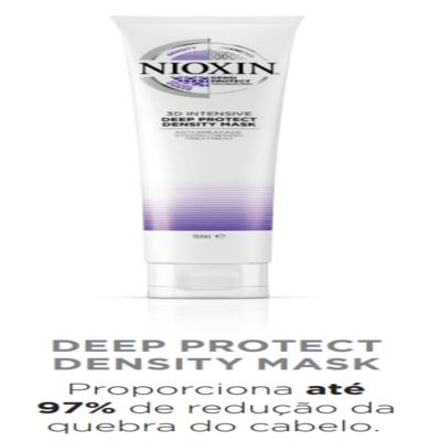 Imagem 3 do produto Mascara Nioxin Deep Protect Density - Mascara Nioxin Deep Protect Density 150ml