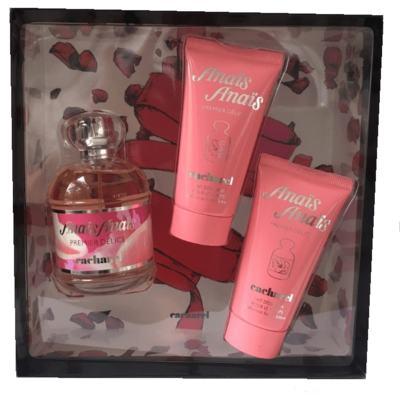 Imagem 2 do produto Kit Perfume Cacharel Anais Anais Premier Delice Eau de Toilette Feminino 50ml  + Loção Corporal 2x 50ml