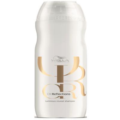 Imagem 2 do produto Shampoo Wella Professionals Oil Reflections - Shampoo Wella Professionals Oil Reflections 250ml