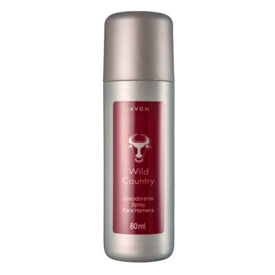 Desodorante Spray Wild Country 80ml