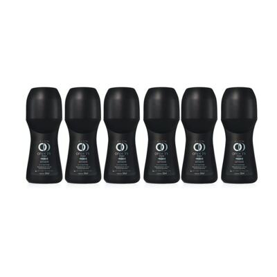 Imagem 1 do produto Kit Desodorante Roll-On On Duty Invisible 48h Masculino 50ml - 6 Unidades