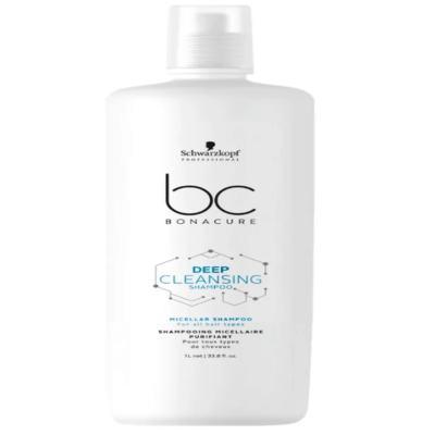 Shampoo Schwarzkopf BC Bonacure Deep Cleansing