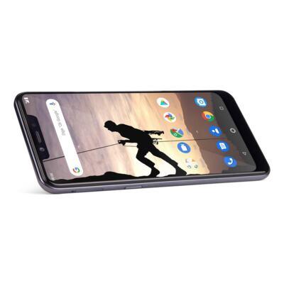 """Imagem 6 do produto Smartphone Multilaser MS80X 4G Android 8.1 Qualcomm 4GB RAM e 64GB Tela 6,2""""HD Câm Traseira 12MP+5MP Cam Frontal 16MP Dourado/Preto - P9088 - NB743 Copy"""