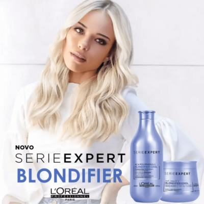 Imagem 3 do produto Mascara Loreal Profisisonal Blondifier Cool