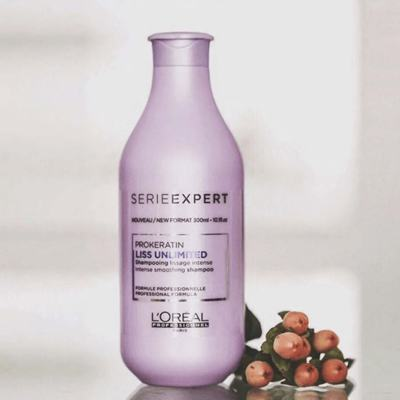 Imagem 2 do produto Shampoo Loreal Profissional Liss Unlimited