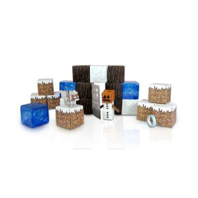Imagem 1 do produto Minecraft Papercraft Snow Set Multikids - BR149 - BR149