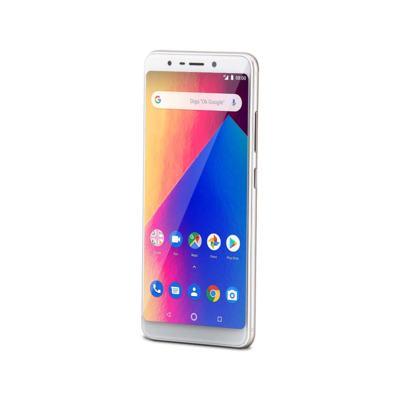 Imagem 3 do produto Smartphone Multilaser Ms60X Plus 2Gb Ram 16Gb Tela 5,7? Android 8.1 Câmera 13Mp+8Mp Dourado/Branco - NB740 - NB740