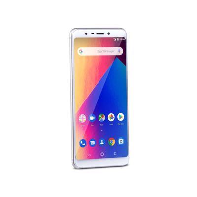 Imagem 4 do produto Smartphone Multilaser Ms60X Plus 2Gb Ram 16Gb Tela 5,7? Android 8.1 Câmera 13Mp+8Mp Dourado/Branco - NB740 - NB740