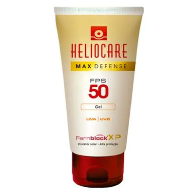 Imagem 1 do produto Heliocare Max Defense Gel FPS 50 Heliocare - Protetor Solar - Translucido