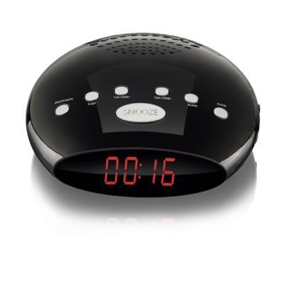 Radio Relógio Multilaser Bivolt 5W LED com Despertador - SP167 - SP167