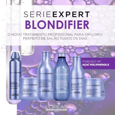 Imagem 2 do produto Shampoo Loreal Profissional Blondifier Gloss