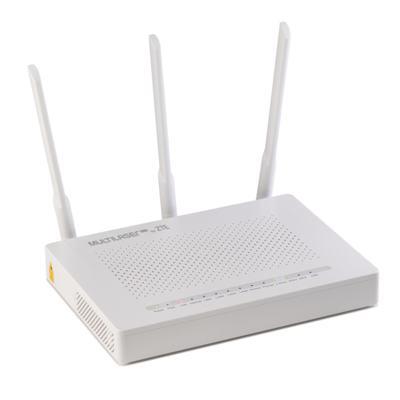 Imagem 2 do produto Onu Gpon Router Zxhn F670 Zte  4Ge + 2Fxs + Wifi Ac1600 - Multilaser- RE895 - RE895