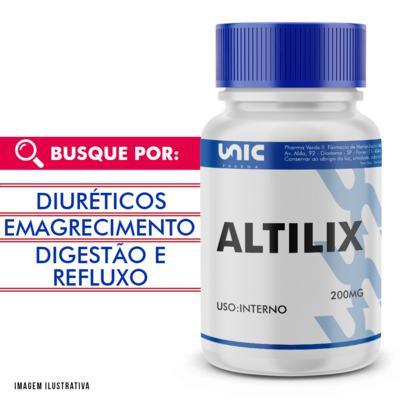 Altilix 200mg detox em cápsulas - 90 Cápsulas