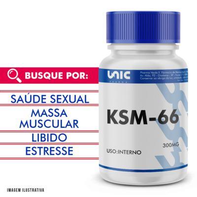 Imagem 1 do produto KSM-66 300mg
