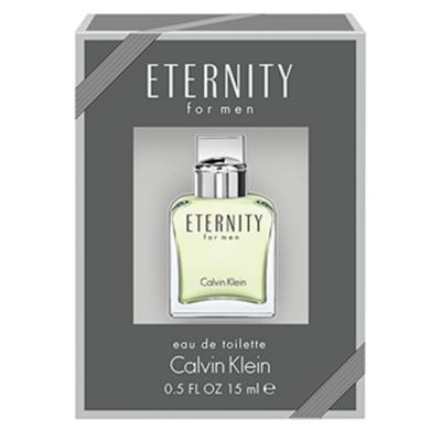 Imagem 2 do produto Eternity For Men Calvin Klein - Perfume Masculino - Eau de Toilette - 15ml