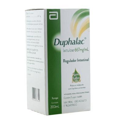 Duphalac 667mg 10 Sachês de 15ml